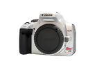 Canon EOS 400D / Digital Rebel XTi 10.1 MP Digitalkamera - Schwarz (Nur Gehäuse)