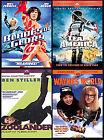 Comedy Collection (DVD, 2008, 4-Disc Set, Box Set)