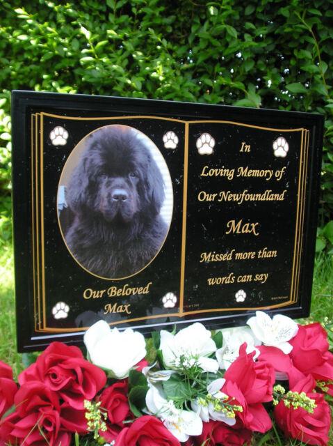 A5 SIZE PERSONALISED PET MEMORIAL/ BEREAVEMENT/SYMPATHY -  DOG