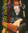 Stevie Ray Vaughan - Live from Austin, Texas (DVD, 2011)
