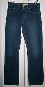 Womens-OLD-NAVY-Blue-Jeans-Boot-Cut-Low-Waist-Size-8