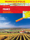 France Marco Polo Atlas by MAIRDUMONT GmbH & Co. KG (Spiral bound, 2012)
