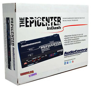 AudioControl-Epicenter-Indash-Bass-Restoration-Processor-W-160dB-SPL-Display