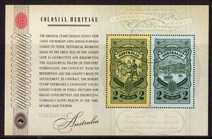AUSTRALIA-2012-COLONIAL-HERITAGE-VISUALISING-AUSTRALIA-MS-FINE-USED