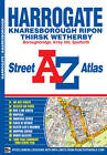 Harrogate Street Atlas by Geographers' A-Z Map Company (Paperback, 2012)