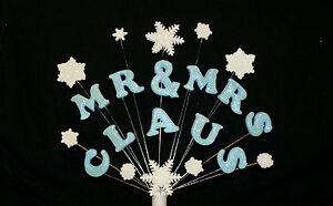 MR-MRS-Engagement-or-Wedding-Celebration-SNOWFLAKE-Christmas-Cake-Topper