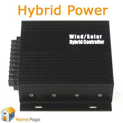 30A 12V 24V Windkraft und Solar Laderegler Spannungsregler Solarladeregler Wind