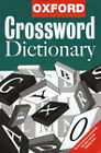 The Oxford Crossword Dictionary by Market House Books (Paperback, 2000)
