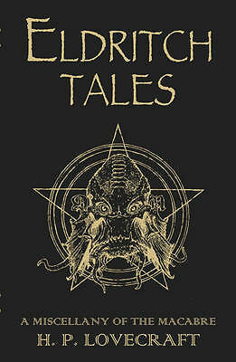 Eldritch Tales: A Miscellany of the Macabre, H.P. Lovecraft, Very Good