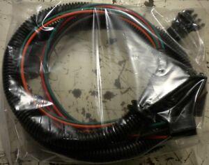 peterbilt 378 379 single lrg headlight wire harness 16 07412 1 8008 pair ebay