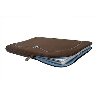 """Crumpler The Gimp Laptop/Macbook Pro Sleeve Case Cover for 17"""" Brown RRP £40"""