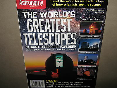 The World's GREATEST TELESCOPES 2012 Collector's Edition Astronomy History