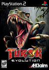 Turok Evolution (dt.) (Sony PlayStation 2, 2002, DVD-Box)
