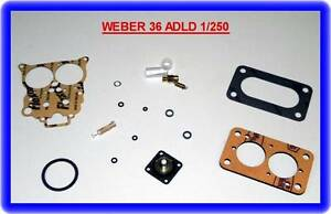 Lancia-Gamma-2000-Weber-36-ADLD-Vergaser-Rep-Kit