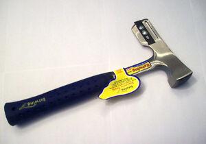 Estwing 28oz E3 39 Shinglers Hatchet Hammer W Gauge