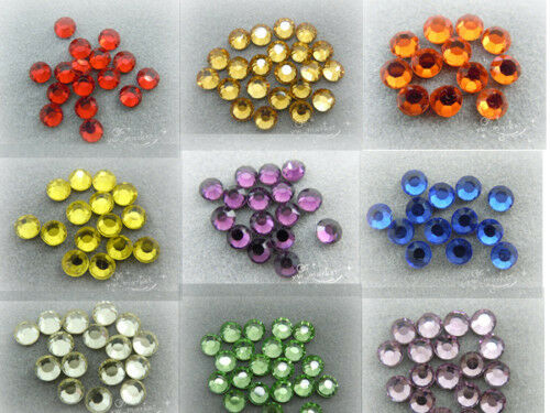 1440 4mm Flat Back Rhinestones ss16 Wholesale