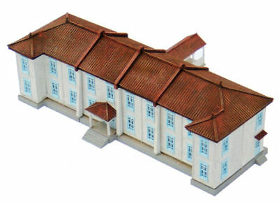 Tomytec (Building 064) Hospital Type A (Wooden Type) 1/150 N scale