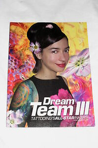 Tattoo-Magazine-Supplement-Dream-Team-III-2001-Tattoo-Artists