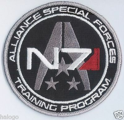 Mass Effect SPECIAL FORCES TRAINING - VEL-KRO Patch - GAME83