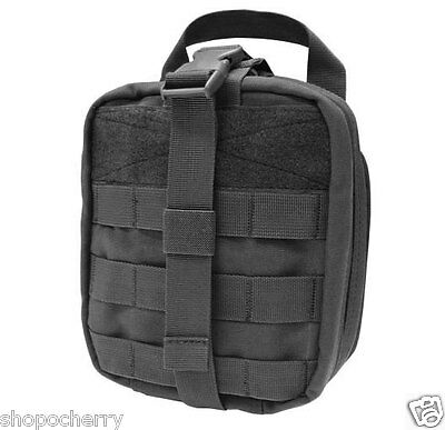 New Black Condor MA41 MOLLE Rip Away EMT Pouch PALS Medic First Aid Tool