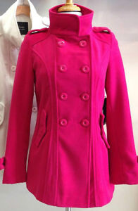 Pink Coats: Stay warm with our great selection of Women's coats from appzdnatw.cf Your Online Women's Outerwear Store! Get 5% in rewards with Club O! skip to main content. Registries Gift Cards. Womens Pink Casual Peacoat Coat Size XXL. SALE ends in 1 day. Quick View. Sale $