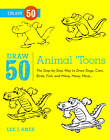 Draw 50 Animal 'toons by Lee J. Ames (Paperback, 2012)