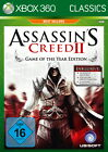 Assassin's Creed II -- Game of the Year Edition (Microsoft Xbox 360, 2010, DVD-Box)