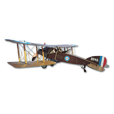 Bristol F2B Fighter - 1/4 Scale - R/C Scale I.C Power Model Aircraft Plan PLAN21