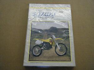 Clymer-RM80-250-1989-1995