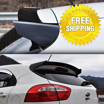 for 2012 2013 2014 Kia RIo 5DOOR HARCHBACK Rear Roof Wing Spoiler PAINTED