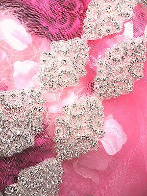 XR131  Baby Cinderella Crystal Rhinestone Trim ~ Sewing Crafts VISIT OUR STORE!!
