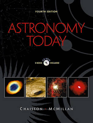 Astronomy Today by Chaisson, Eric J.