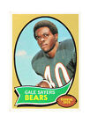 1970 Topps Gale Sayers Chicago Bears #70 Football Card