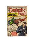Fantastic Four #10 (Jan 1963, Marvel)