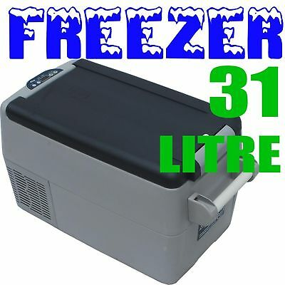 31 Litre Car Fridge Freezer CF-35AC 12v 24v Portable