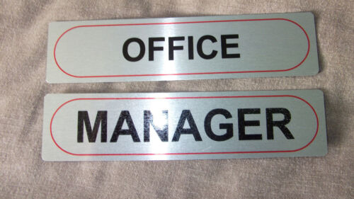 BUSINESS HOME OFFICE SHOP B/&B GENERAL INFORMATION SIGNS