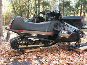 Yamaha Phazer Long Track Kit
