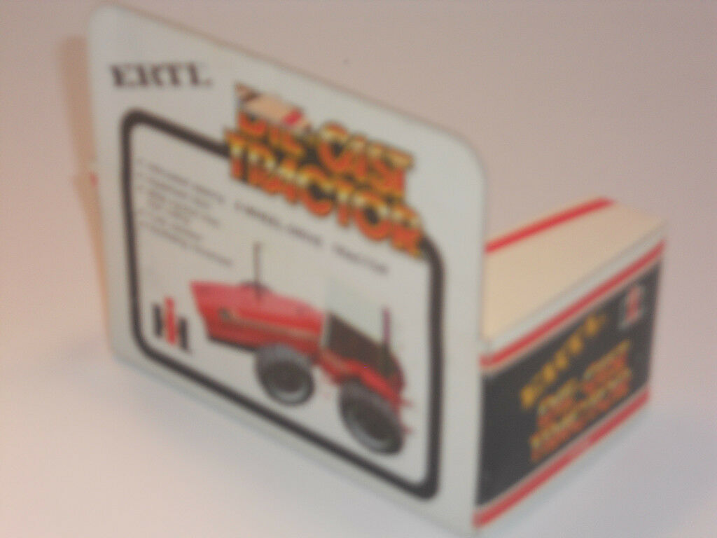 IH International Harvester 6388 6388 6388 2+2 1 64 NIB Ertl 4wd Articulating Tractor H2F 4ef0f3