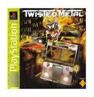 Twisted Metal (Sony PlayStation 1, 1995)