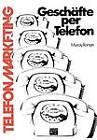 Geschafte per Telefon by Murray Roman (Paperback, 1978)