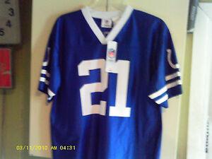 f40f7e003 Indianapolis Colts NFL Jersey (Bob Sanders #21) Boys Sz- X-Large (18 ...