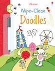 Wipe-Clean Books: Doodles by Jessica Greenwell (Paperback, 2012)