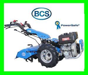 Motocoltivatore-BCS-740-PowerSafe-motore-Yanmar-LN100-DIESEL-fresa-80-motozappa