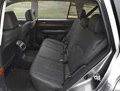 2010 2011 Subaru Outback Leather Interior Seat Cover Ebay