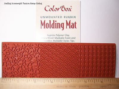 Table Cloth Polymer Molding Mat Texture Rubber Stamp
