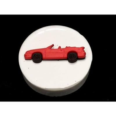 CONVERTIBLE CAR SUGARCRAFT TOPPER CUPCAKE SILICONE MOULD