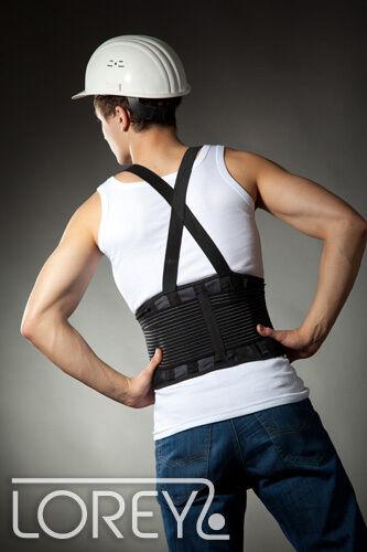 Rückenbandage, Industriegurt, Rückenstütze, Rückengurt, Rückenstützgurt