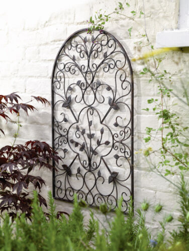 Decorative Metal Spanish Arch Wall Art Sculpture Decoration for Home & Garden