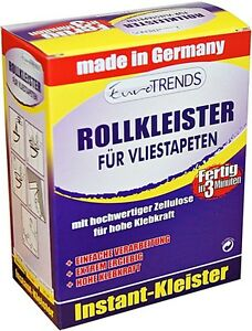 10x kleister rollkleister f r vliestapeten 200g 8 25 kg ebay. Black Bedroom Furniture Sets. Home Design Ideas