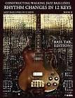 Walking Bass Lines: Rhythm Changes in 12 Keys by Steven Mooney (Paperback, 2010)